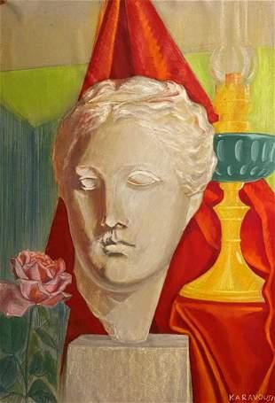 Sarantis Karavousis (Greek, 1938 - 2011) (AR)