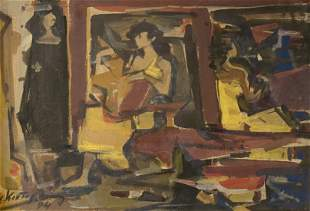 Kostas Kontogiannis (Greek, 1926-2000)