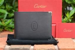 Fabulous Must de Cartier Wallet. Like New in Box!