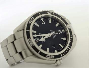 Omega Seamaster Planet Ocean Co-Axial 600 M Automatic
