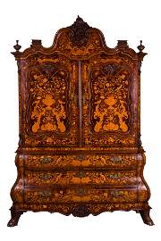 Double body trumeauHolland, mid 18th century