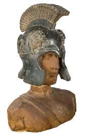 Roman warriorXVIII century