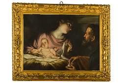 (1628 - 1719) NativityItalian school, 18th century