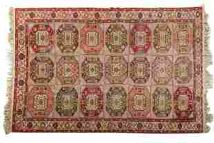 Afghan kazac carpet, 20th century
