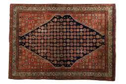 Vintage Persian Maslagan carpet, early 20th century