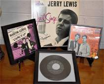 JERRY LEWIS & DEAN MARTIN RECORDS
