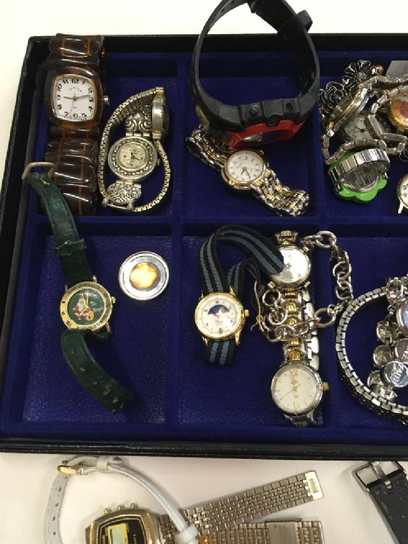 TRAY LOT OF WATCHES - 3
