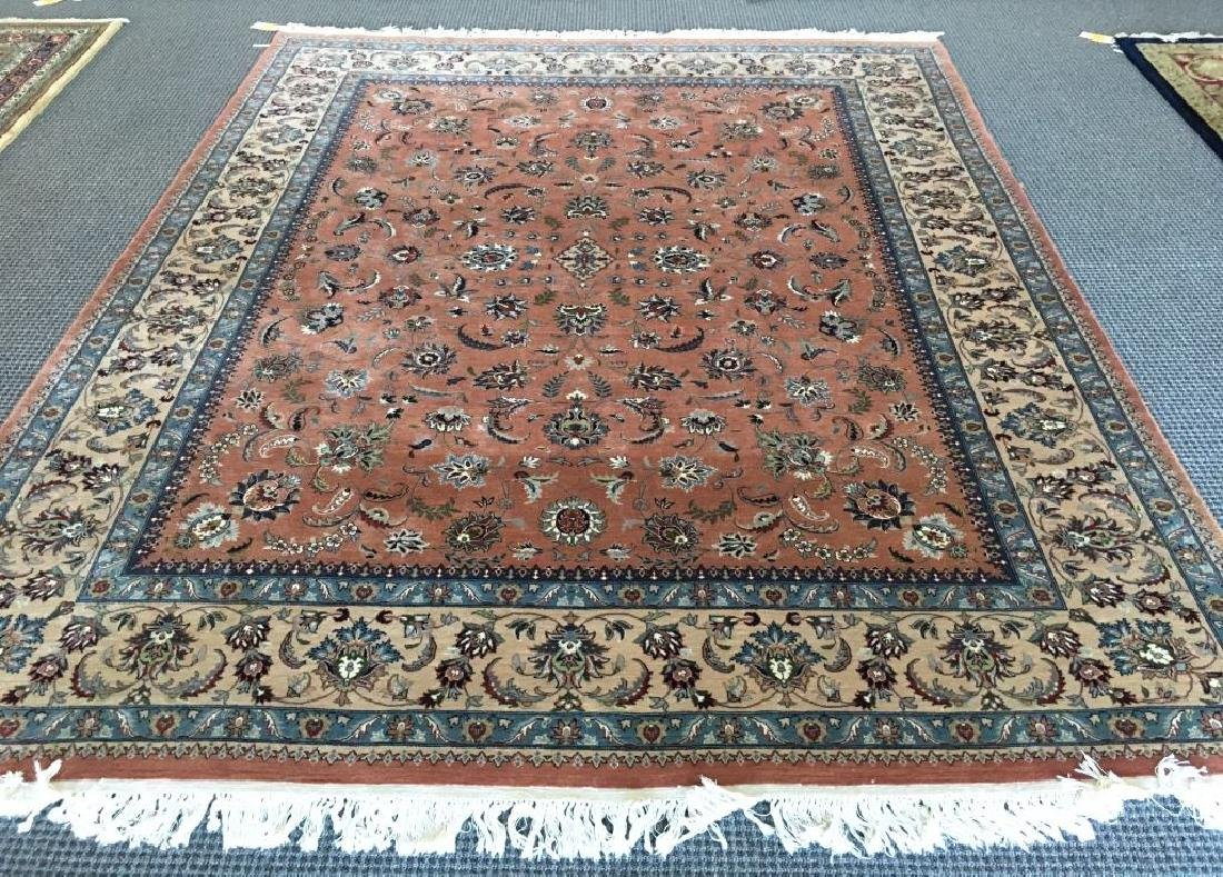 HAND KNOTTED ORIENTAL RUG