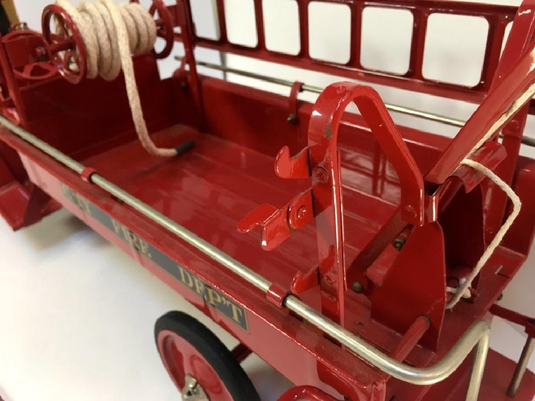 STEELCRAFT CITY FIRE TRUCK BY MURRAY - 10