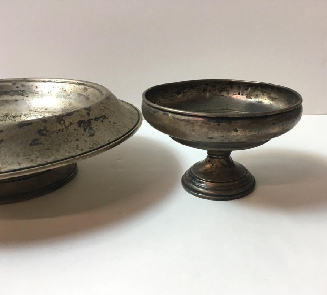 EIGHT PCS OF STERLING - 5