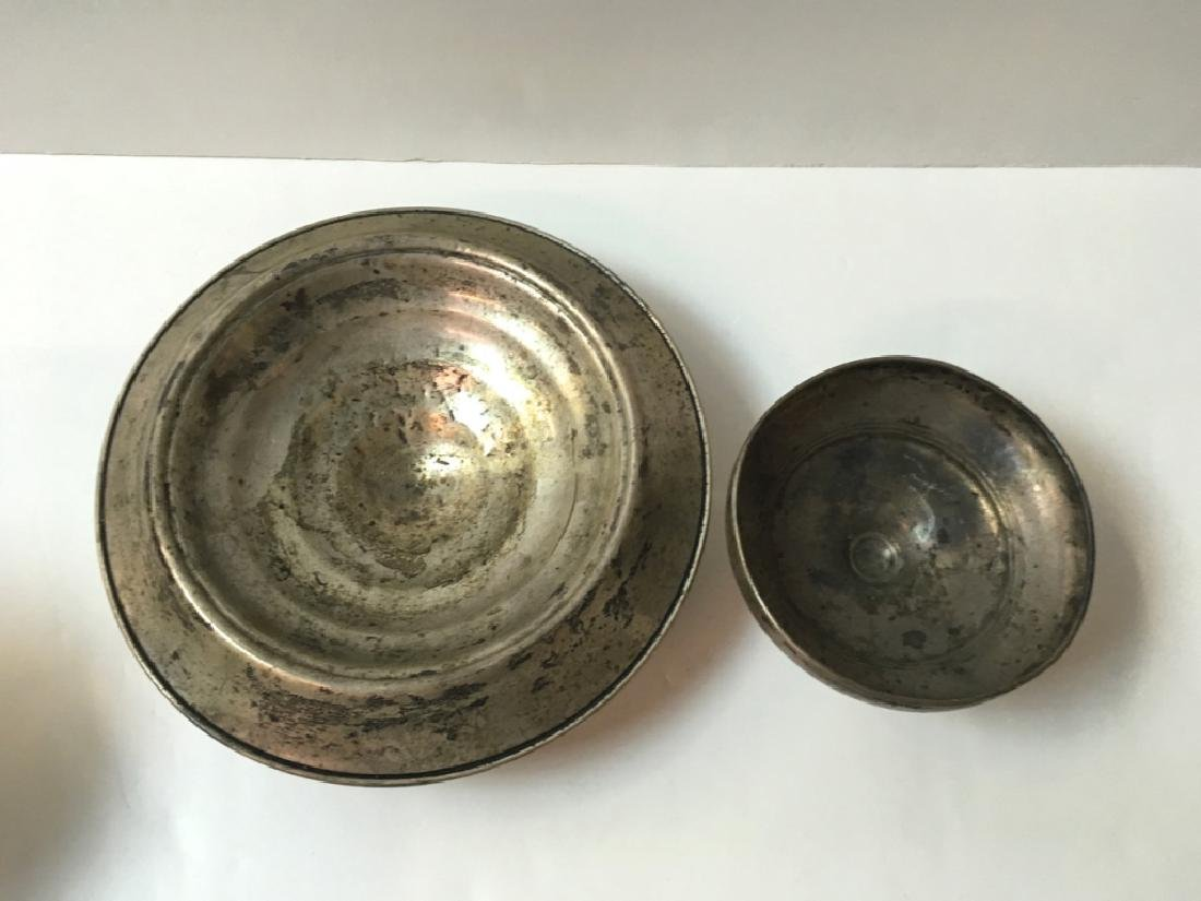 EIGHT PCS OF STERLING - 7