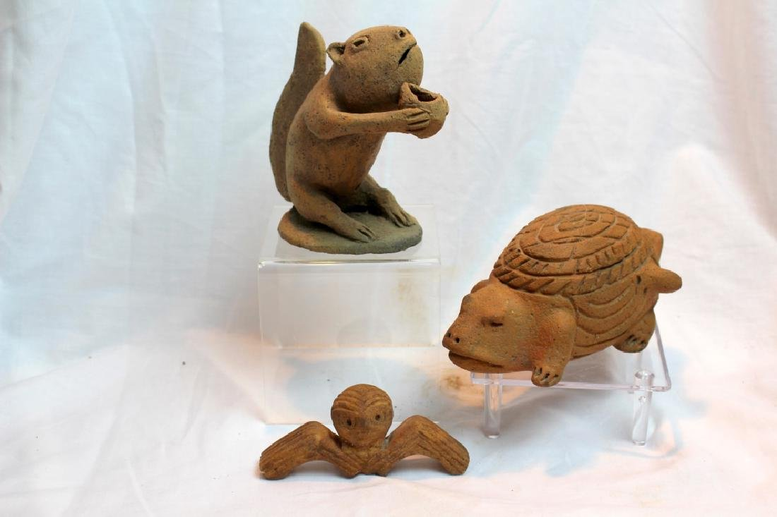PRE-COLUMBIAN STYLE FIGURES - 5