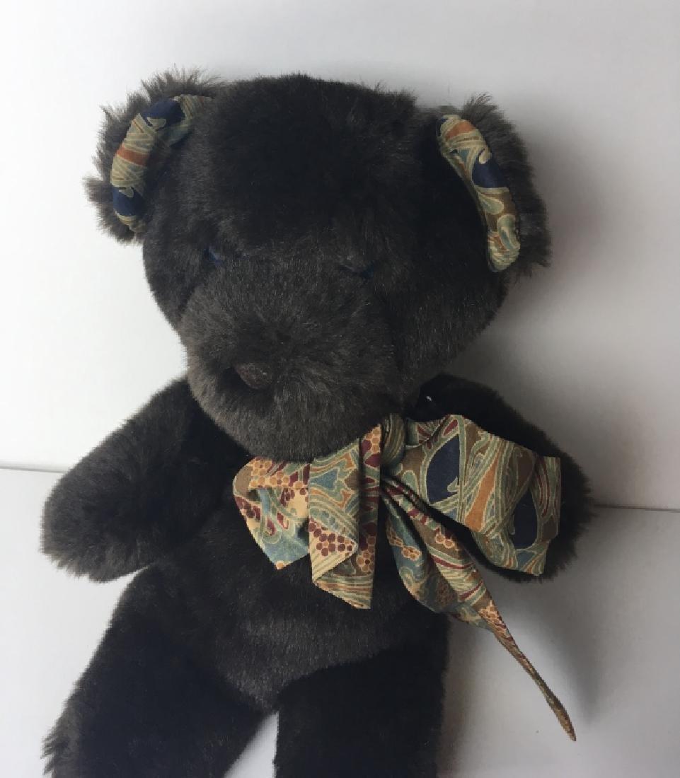LIBERTY OF LONDON TEDDY & GARY NETT BEARS - 3