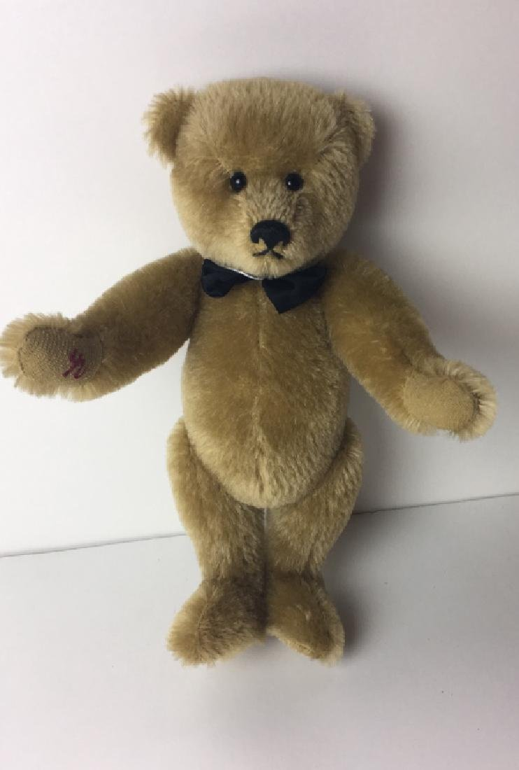 LIBERTY OF LONDON TEDDY & GARY NETT BEARS - 9
