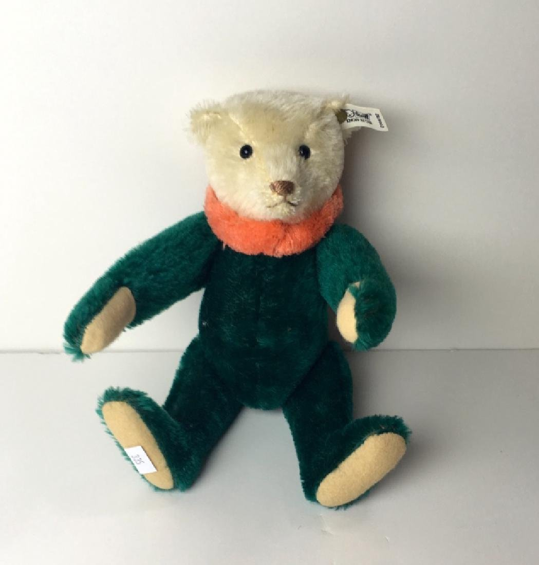 TWO STEIFF DOLLY BEARS - 6