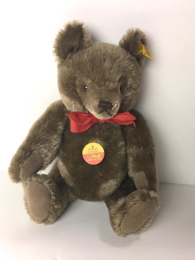 STEIFF ORIGINAL TEDDY, CARAMEL EAN 0202/36