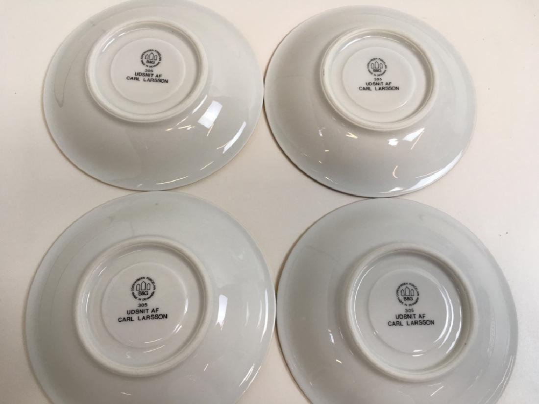 14 PCS OF DECORATIVE PORCELAINS & CERAMIC - 19