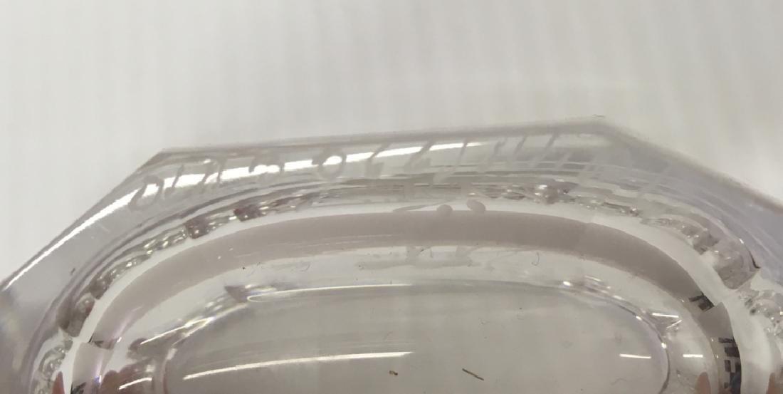 ROYAL CROWN DERBY PORCELAINS & SIGNED ART GLASS - 12