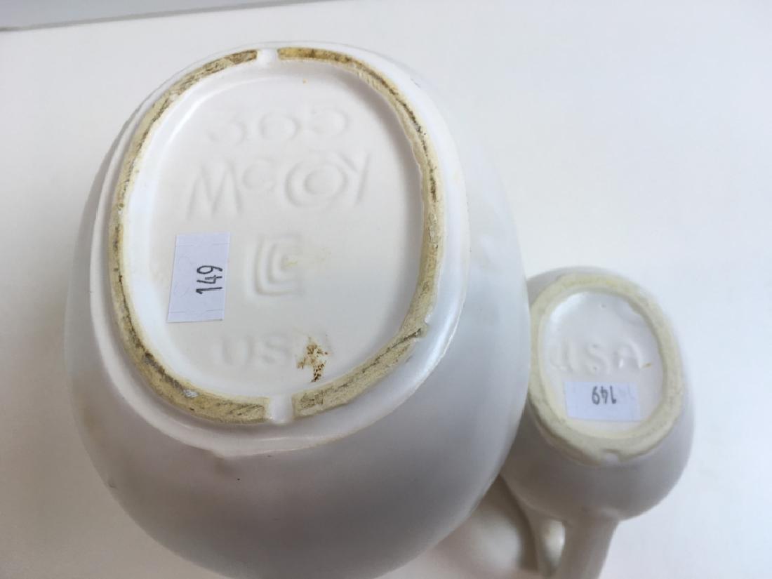 6 PCS - COOKIE JAR, OCCUPIED JAPAN, McCOY - 9
