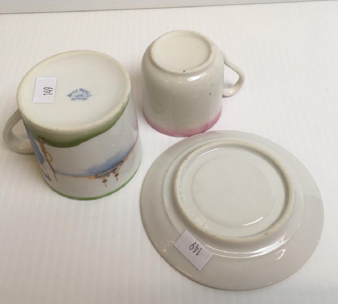 5 PCS OF VINTAGE BABY & YOUTH PORCELAINS - 12
