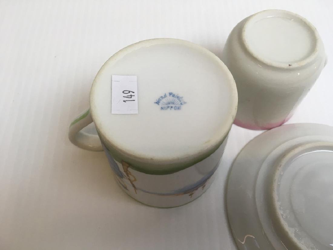 5 PCS OF VINTAGE BABY & YOUTH PORCELAINS - 13