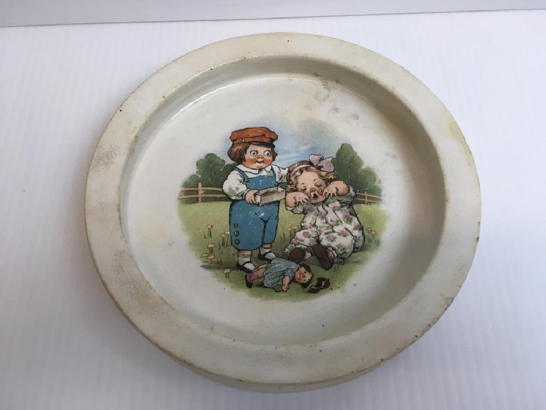 5 PCS OF VINTAGE BABY & YOUTH PORCELAINS - 6
