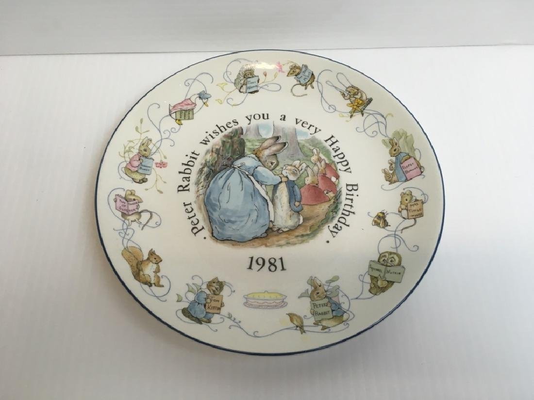 5 PCS OF VINTAGE BABY & YOUTH PORCELAINS - 8