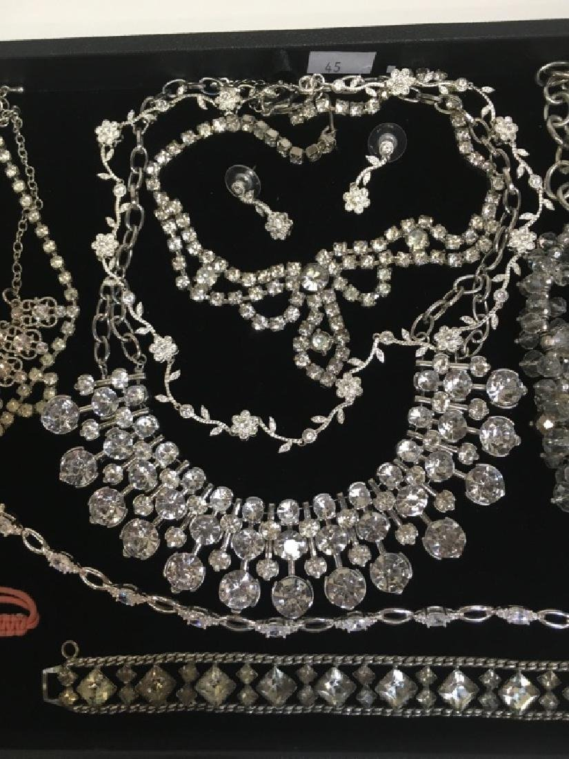 LARGE ASSORTMENT OF COSTUME JEWELRY - 8
