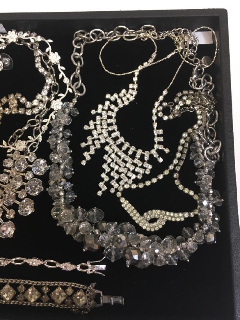 LARGE ASSORTMENT OF COSTUME JEWELRY - 9