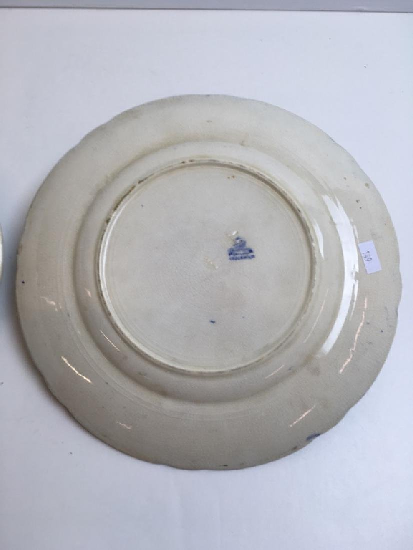 8 PCS OF ANTIQUE EARTHENWARE - 18