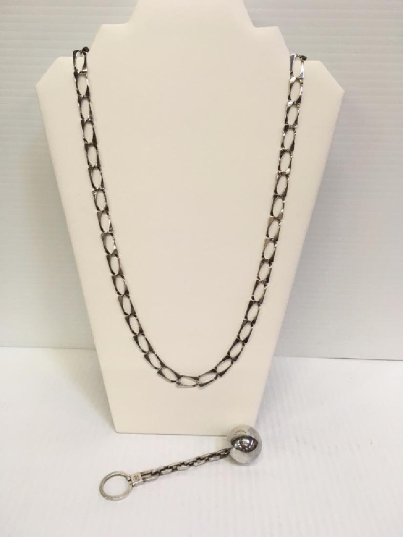 MEXICAN SILVER 925 NECKLACE & PENDANT