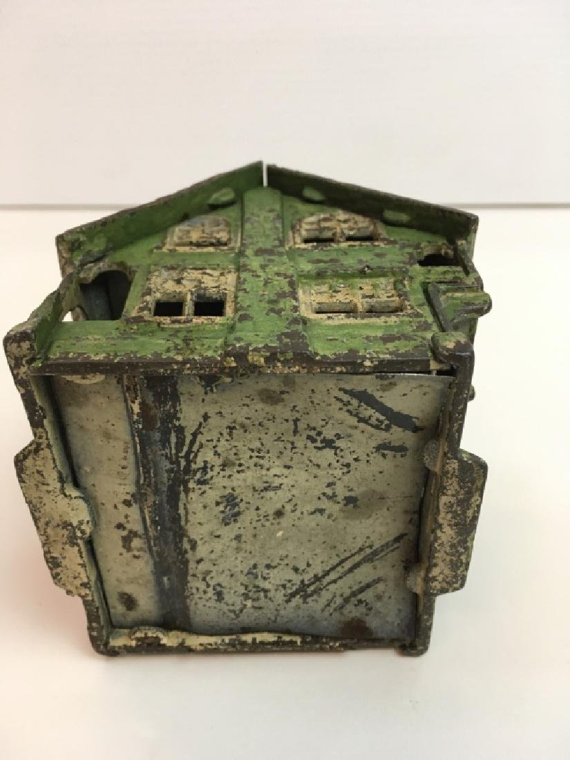 VINTAGE GREY IRON CASTING CO. BUNGALOW STILL BANK - 5