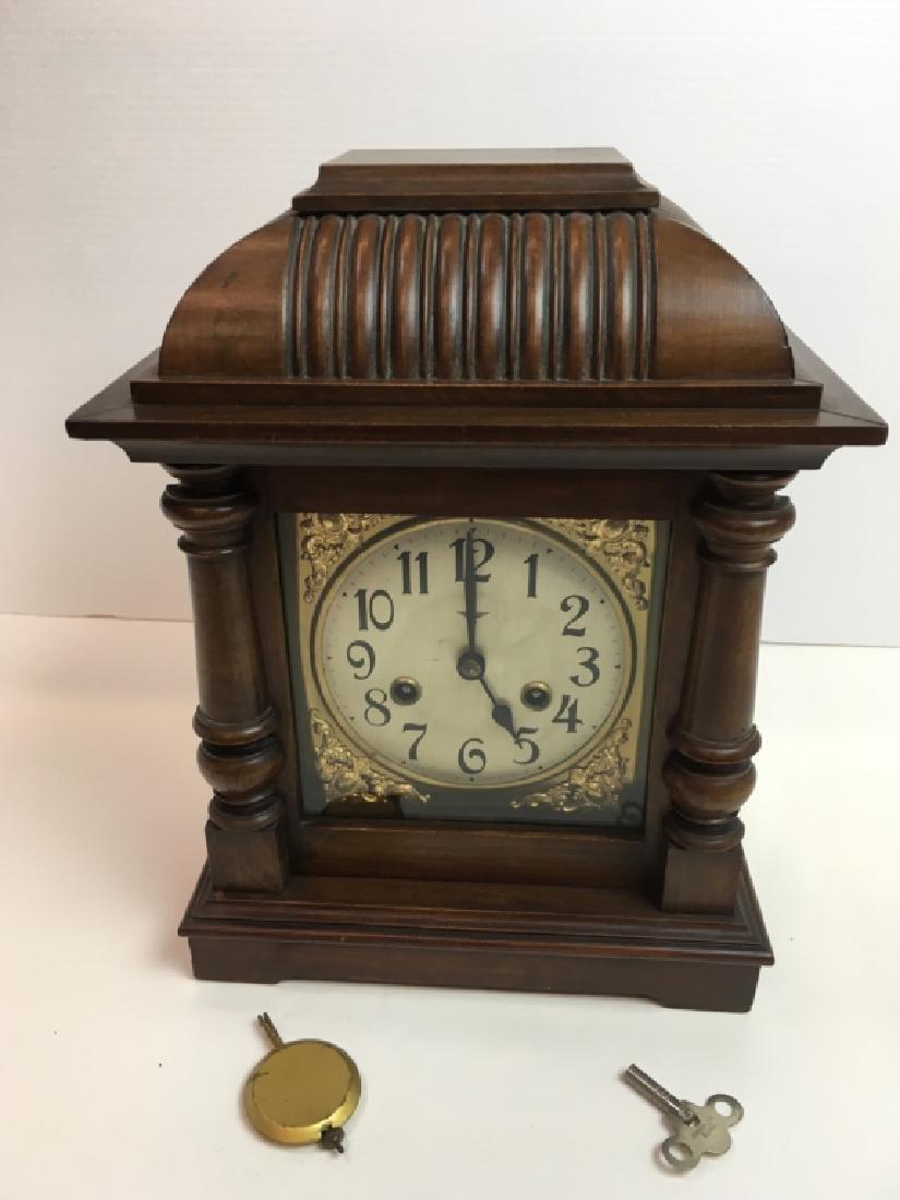 Mauthe mantel antique clocks