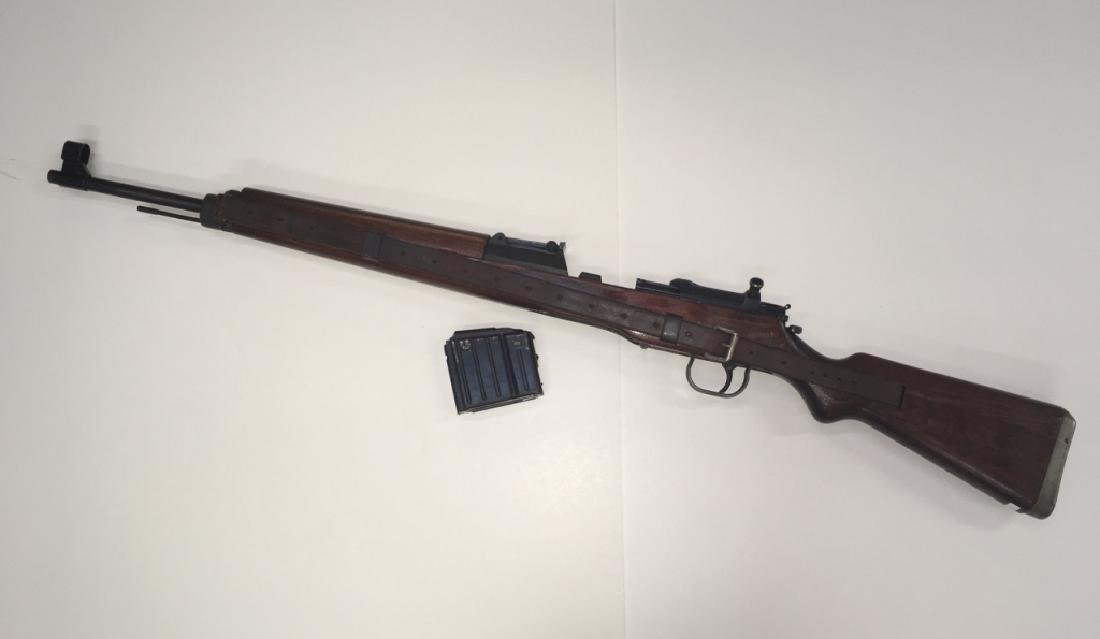 WWII ERA GEWEHR 43 SEMI-AUTOMATIC RIFLE