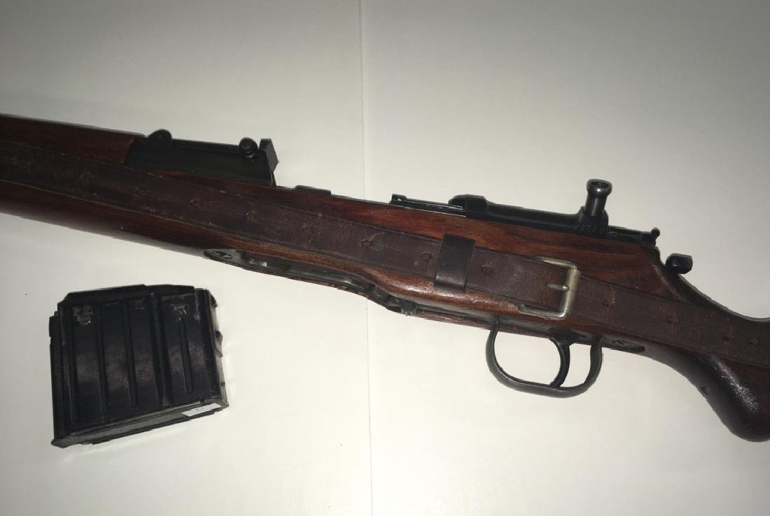 WWII ERA GEWEHR 43 SEMI-AUTOMATIC RIFLE - 3