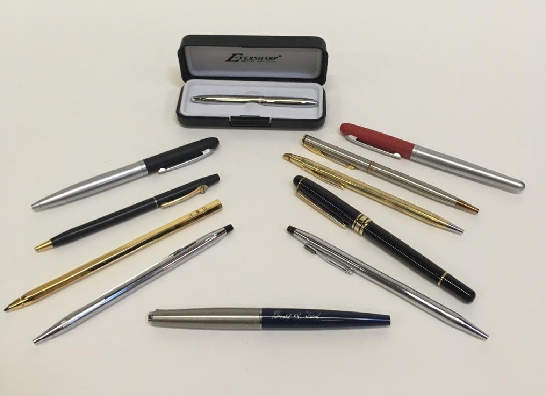 11 BALL POINT PENS