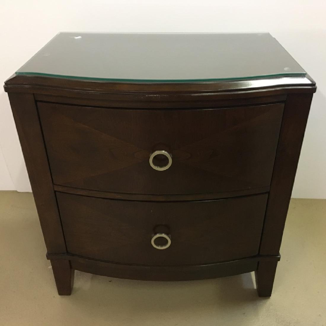 MODERN STYLE TWO DRAWER CHEST