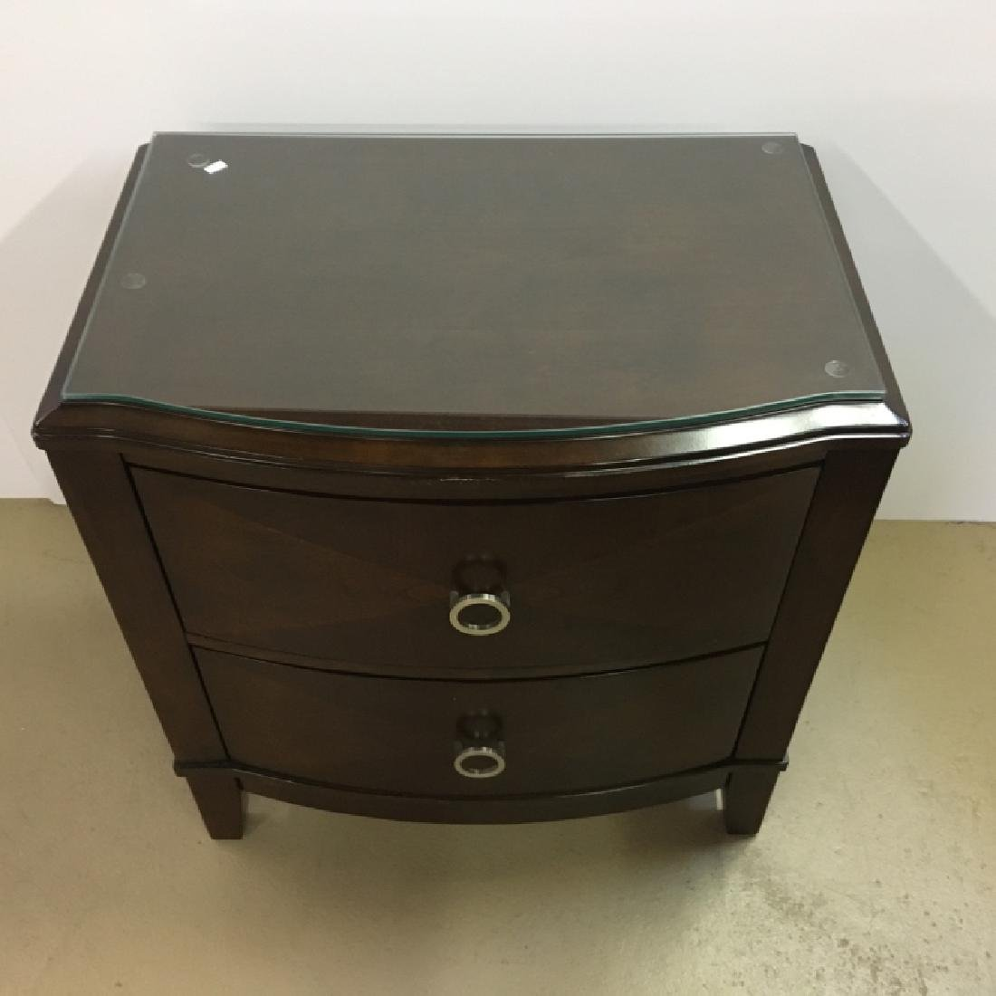 MODERN STYLE TWO DRAWER CHEST - 2
