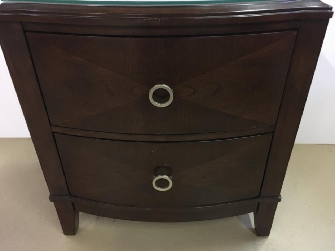 MODERN STYLE TWO DRAWER CHEST - 6
