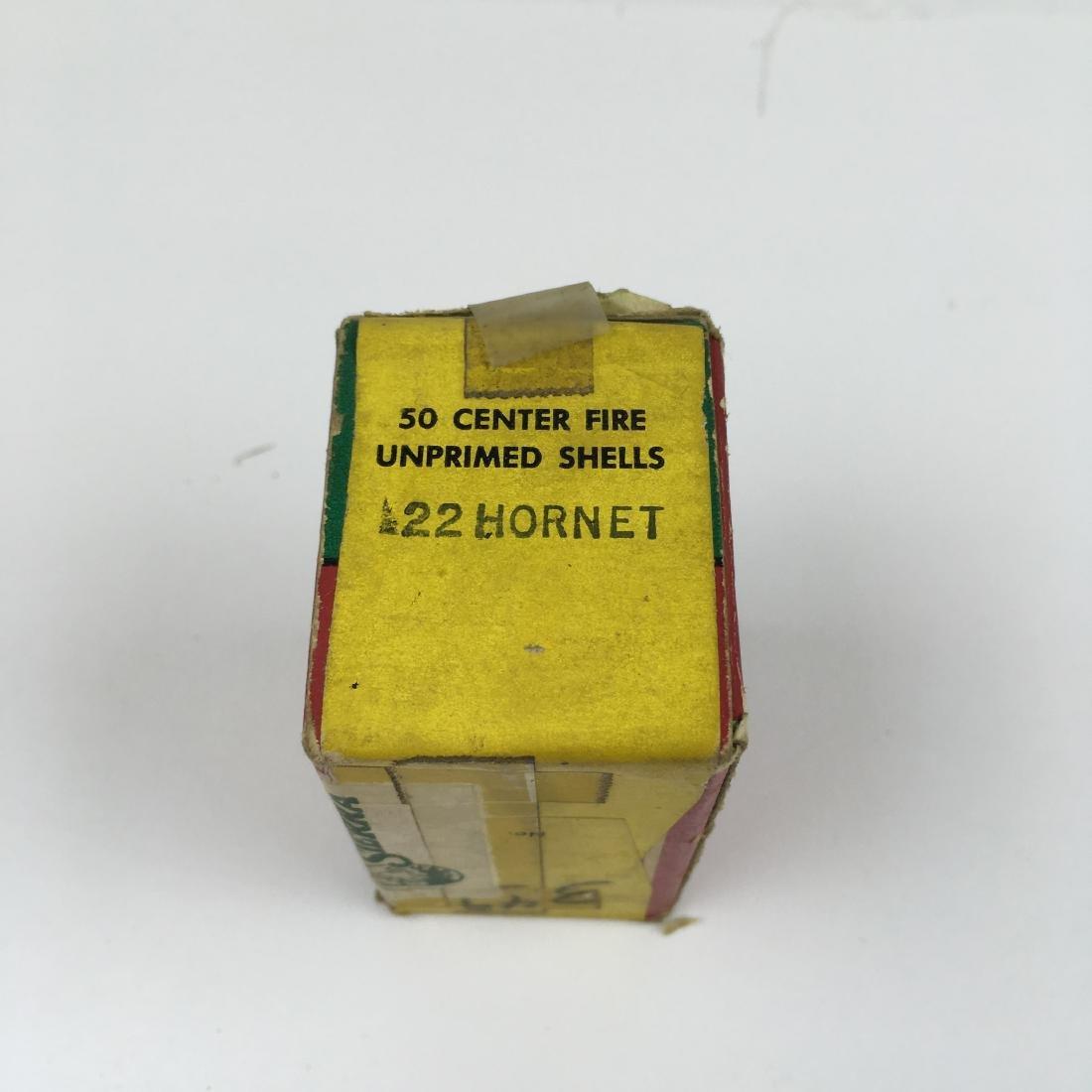 50 REMINGTON .22 HORNET Plus - 6