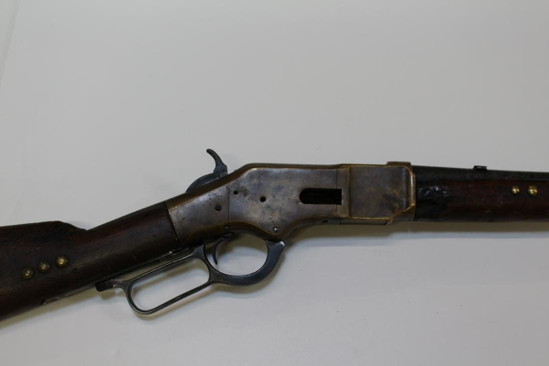LEVER ACTION HENRY STYLE RIFLE - 7