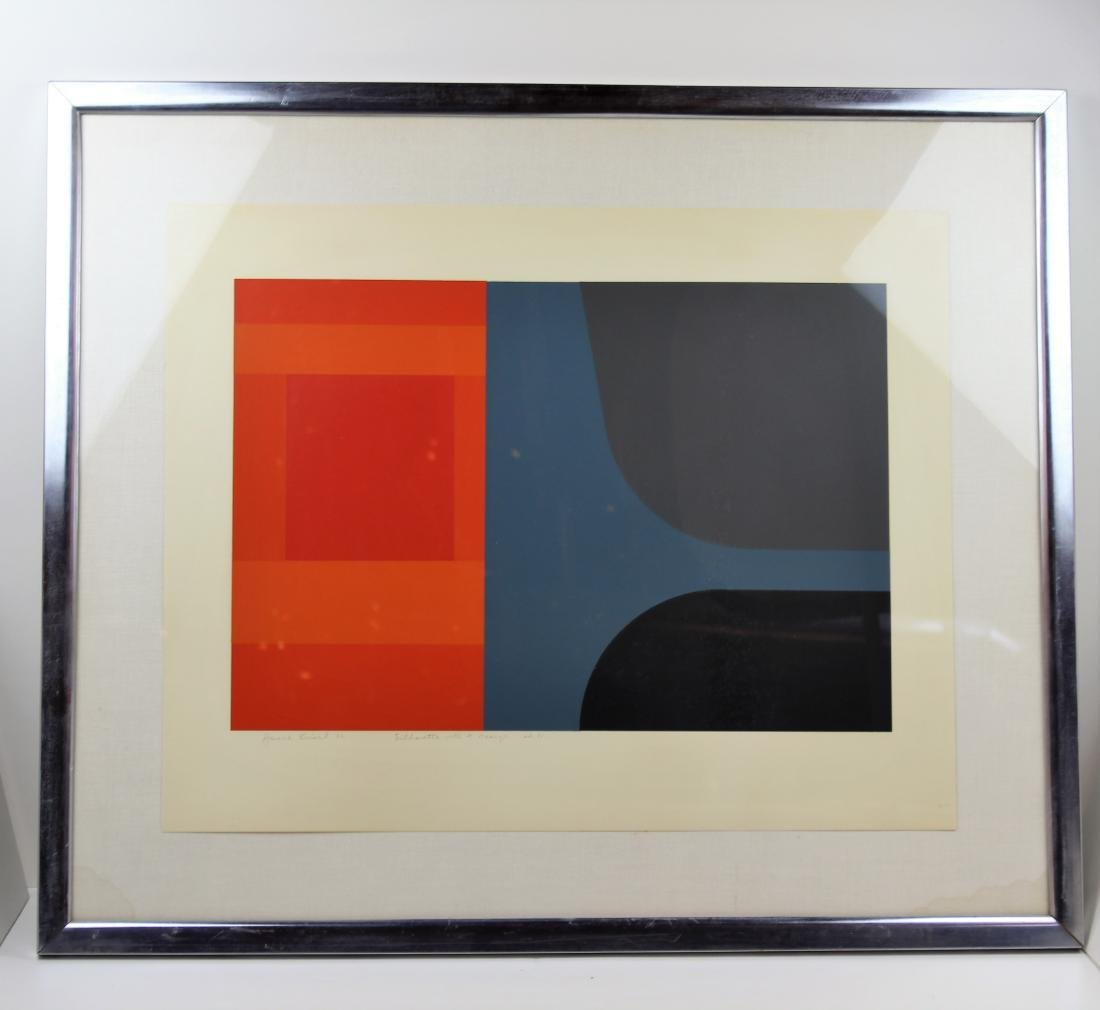 LITHOGRAPH BY HAROLD KRISEL - 6