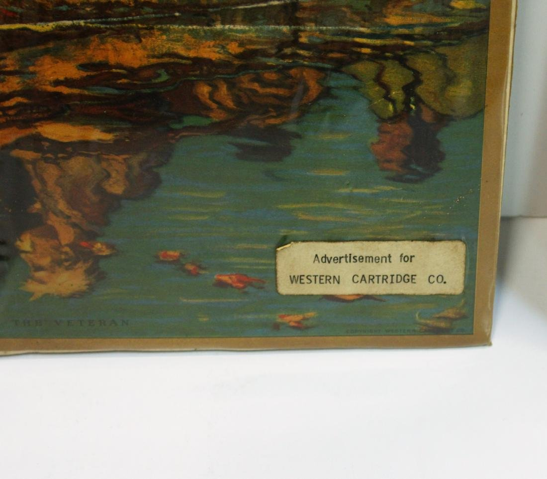 WINCHESTER & WESTERN CARTRIDGE ADVERTISING PIECES - 5