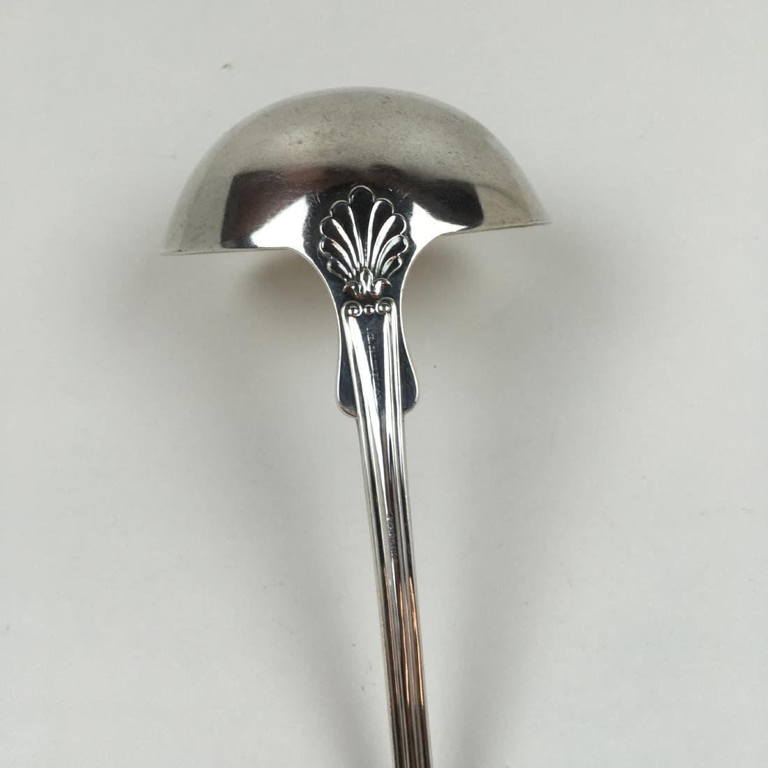 STERLING SILVER LADLE BY J. E. CALDWELL & CO. - 7