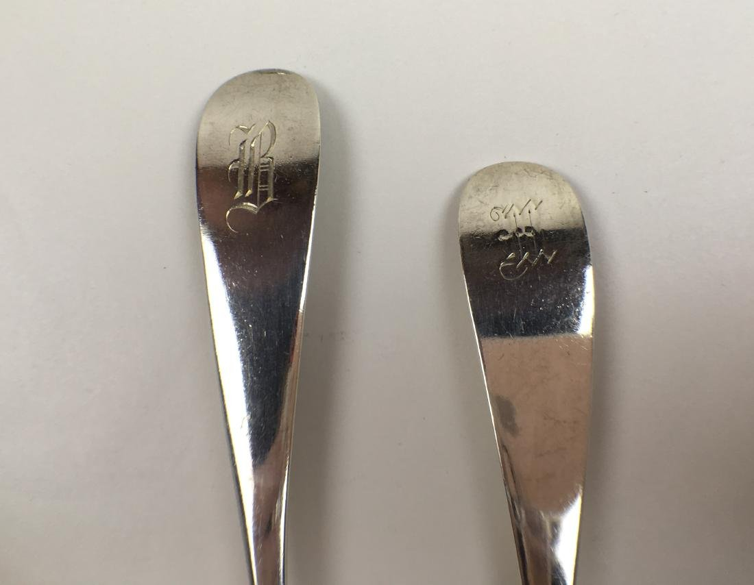 4 PCS OF ROSE STERLING FLATWARE BY STIEFF - 6