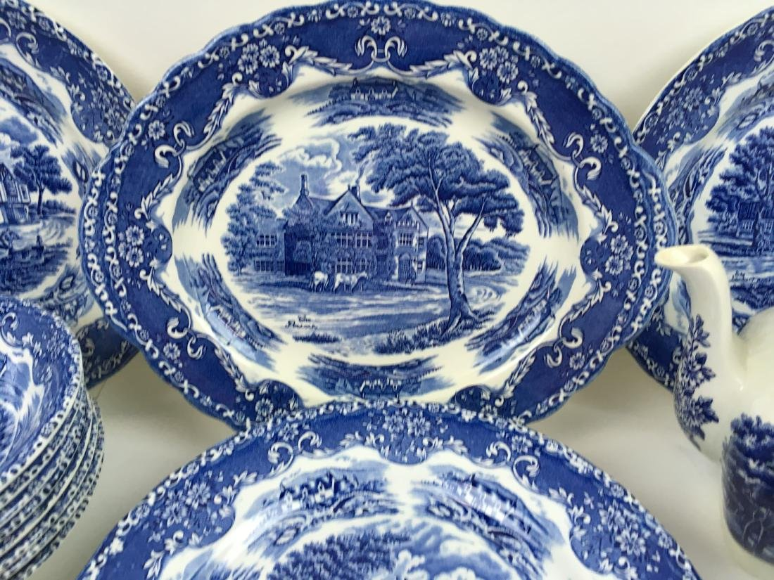 50 PCS -GRINDLEY ENGLISH COUNTRY INNS IRONSTONE - 2
