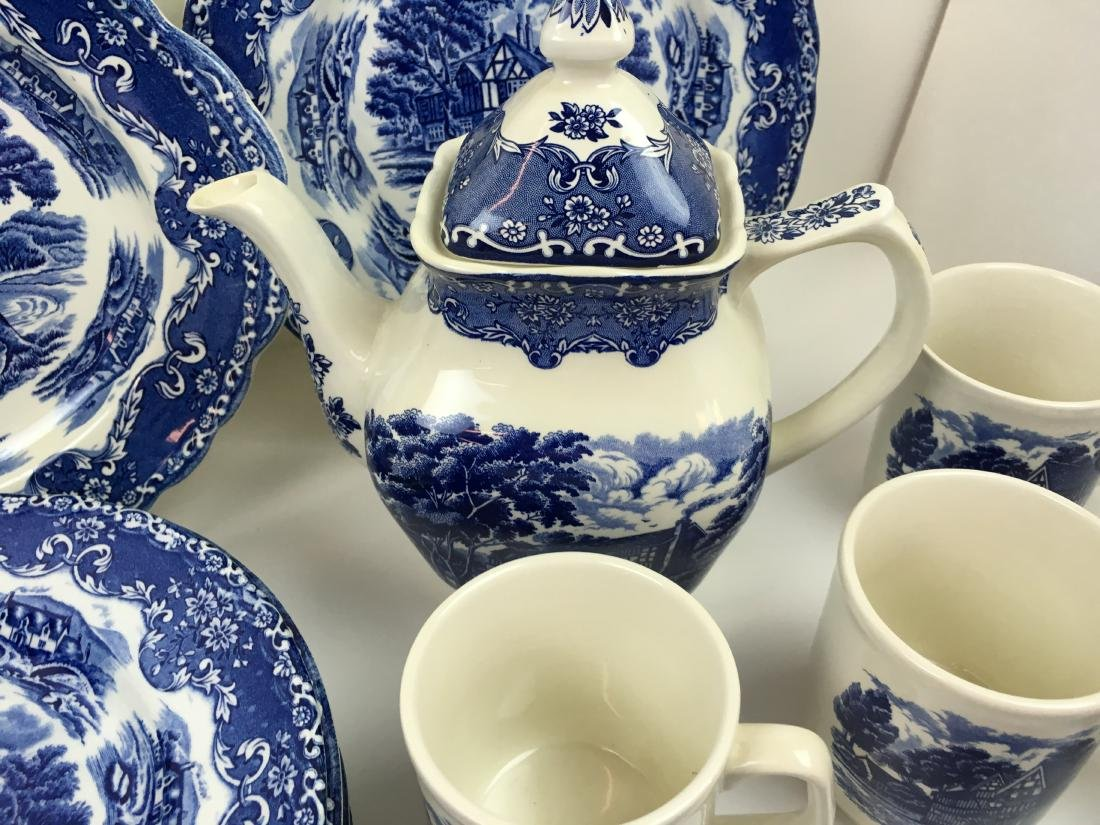 50 PCS -GRINDLEY ENGLISH COUNTRY INNS IRONSTONE - 4