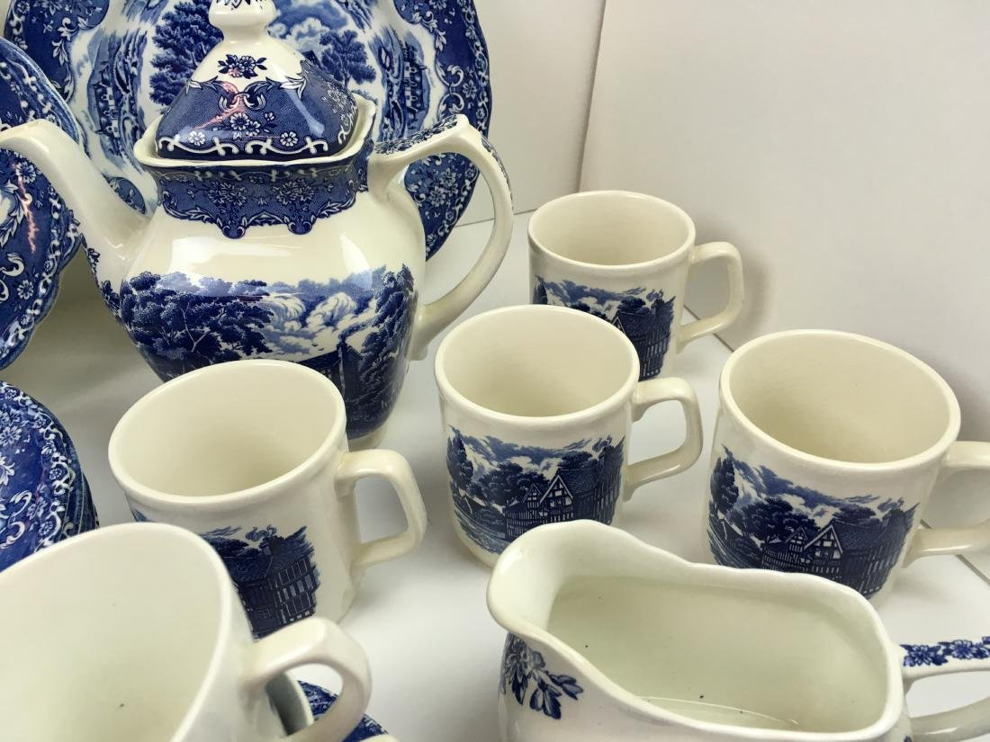 50 PCS -GRINDLEY ENGLISH COUNTRY INNS IRONSTONE - 5