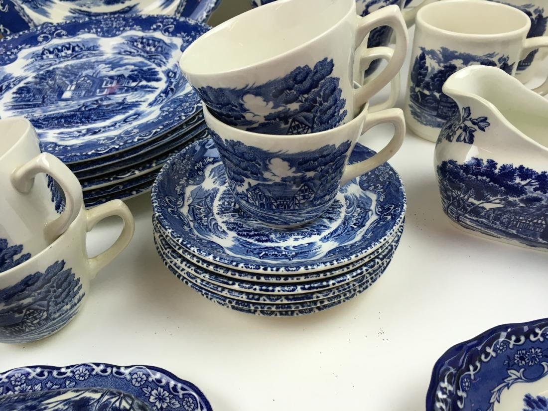 50 PCS -GRINDLEY ENGLISH COUNTRY INNS IRONSTONE - 8