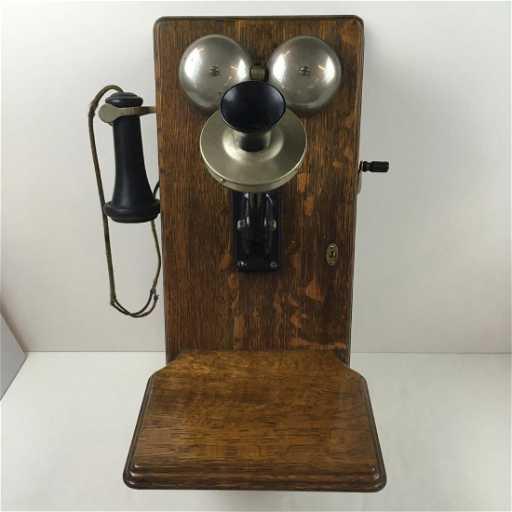 - ANTIQUE WESTERN ELECTRIC PUSH TALK 317-AW PHONE